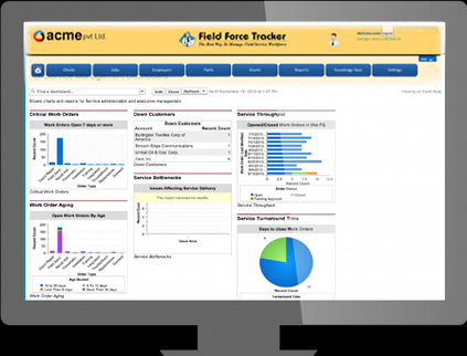 Field Service Software for HVAC
