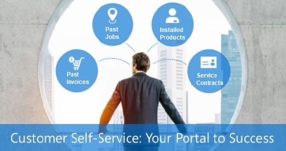Field Service Customer Portal