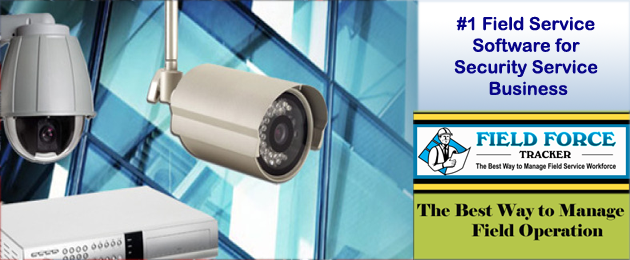 Alarm and Security Business Software